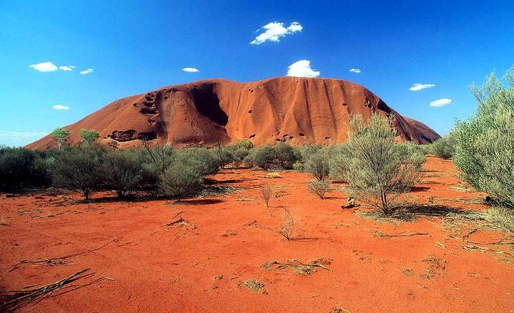 badlands australie désert désertique températures extremes sable