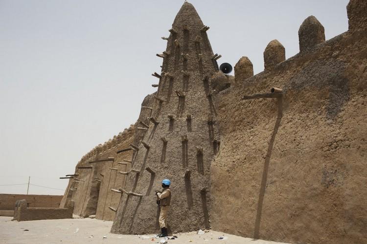 tombouctou mali afrique chaleur températures