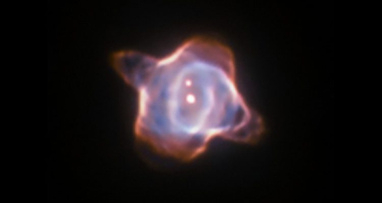 étoile renaissance stingray hubble nasa