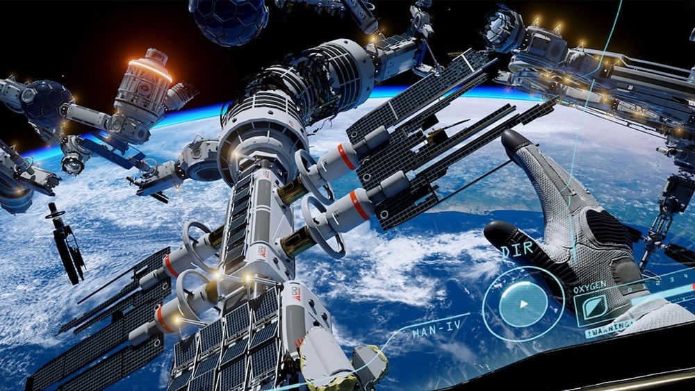ADR1FT espace jeux vidéo réalite augmentée