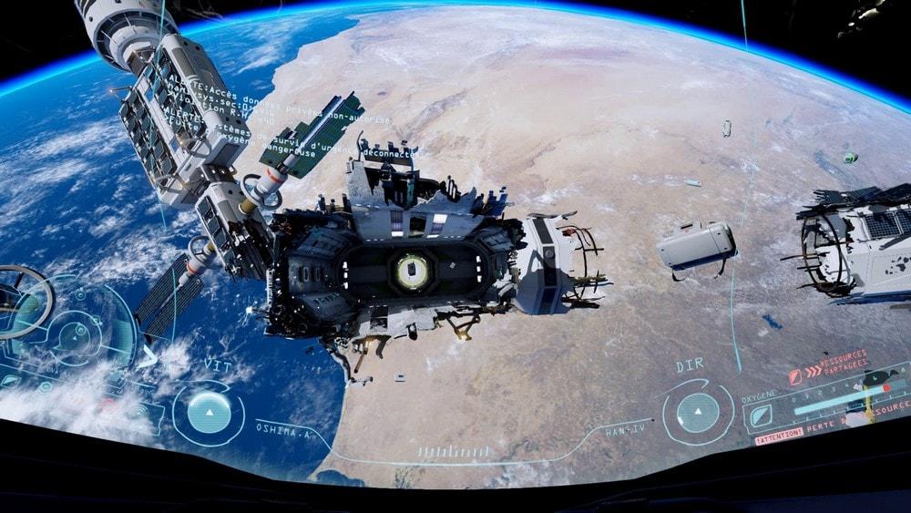adr1ft espace expérience solitude jeu vidéo virtualité augmentée
