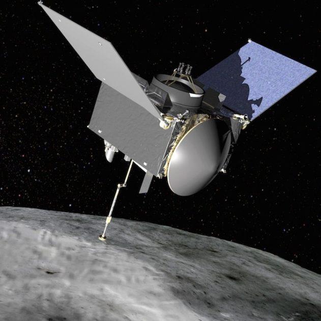 osiris rex sonde asteroide astéroïde bennu lancement
