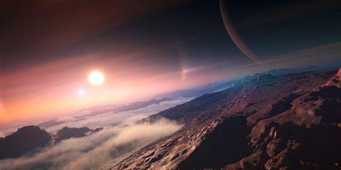 exoplanète proxima b centauri découverte planète