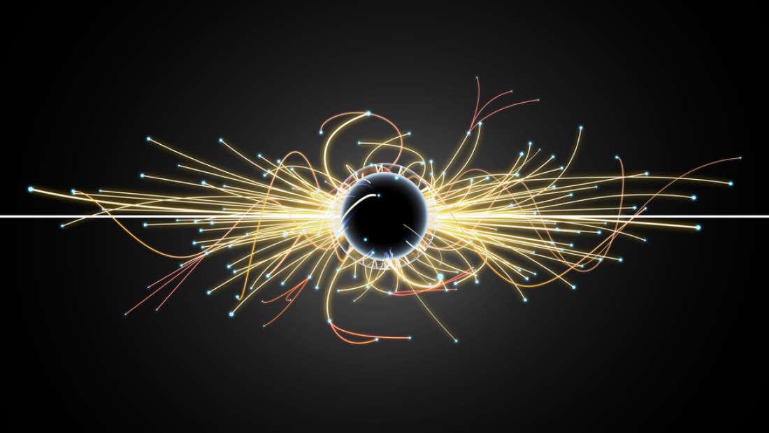 rayonnement hawking trou noir pas si noir