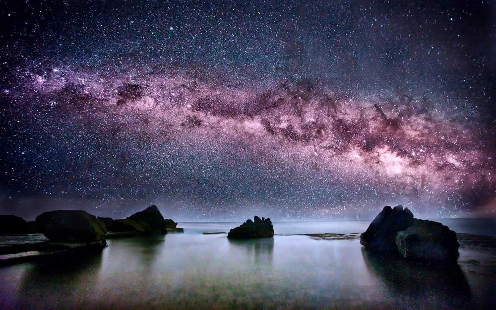 univers voie lactée observable isotrope