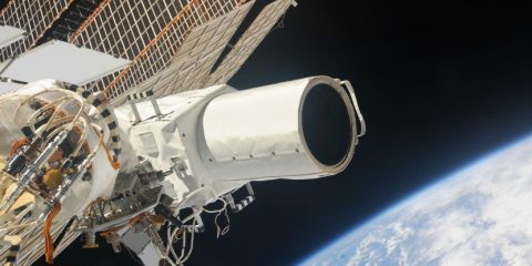 iss camera photographie espace video