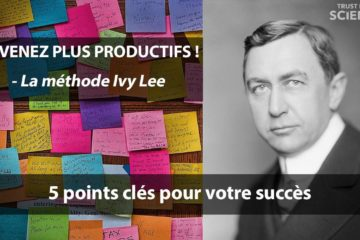 ivy lee methode productivité efficacité concentration
