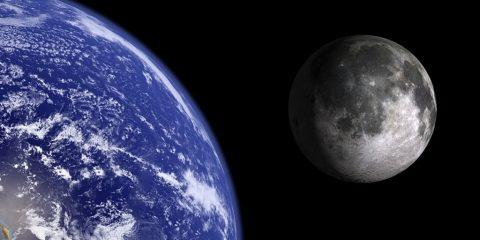terre lune satellite naturel planète tellurique