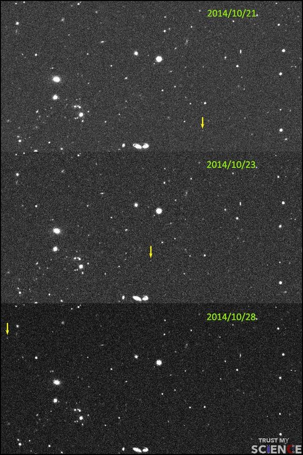 planete naine évolution déplacement découverte système solaire