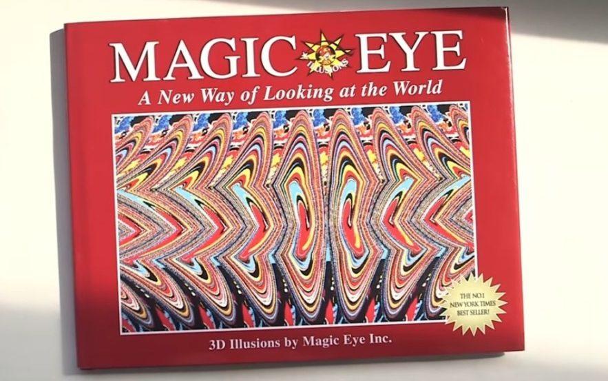 magic eye livre premier vox