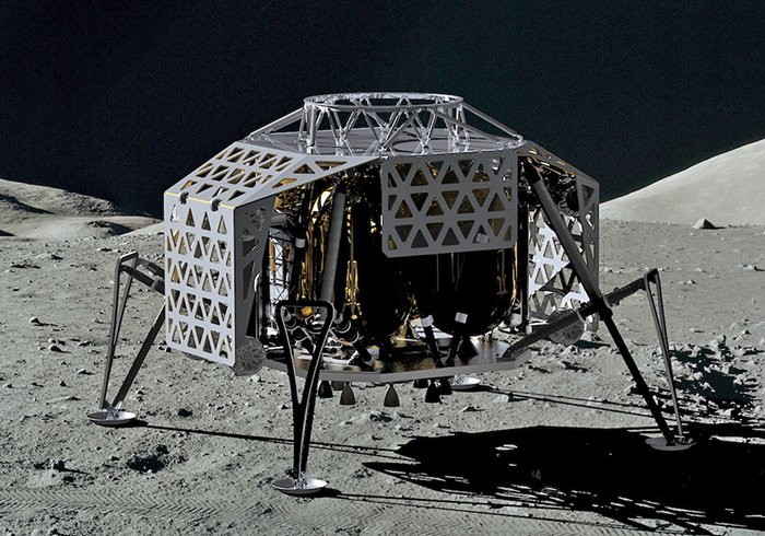 module lunaire alina