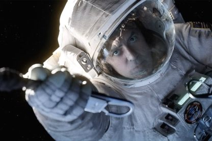 gravity clooney georges sacrifice