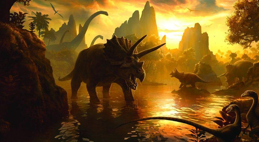extinction de masse dinosaures astéroide