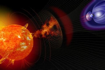 nasa champ magnétique flares éruptions solaires terre poles inversés