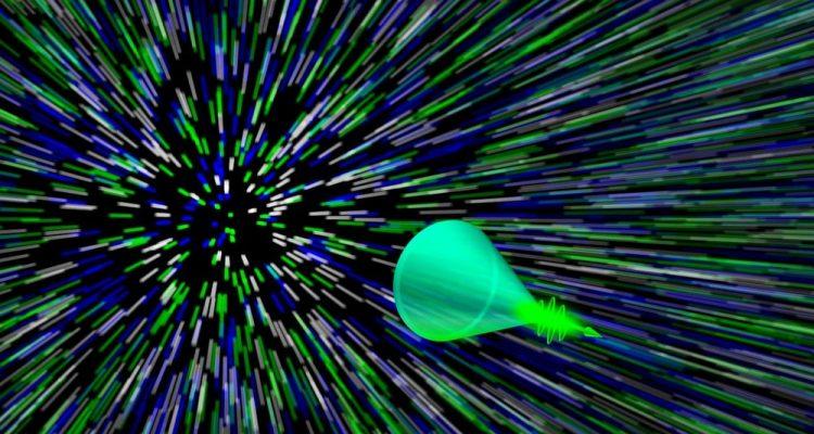 scientifiques boom sonique lumière découverte