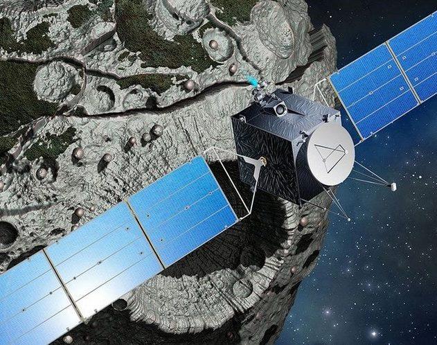 sonde psyche nasa asteroide métalique
