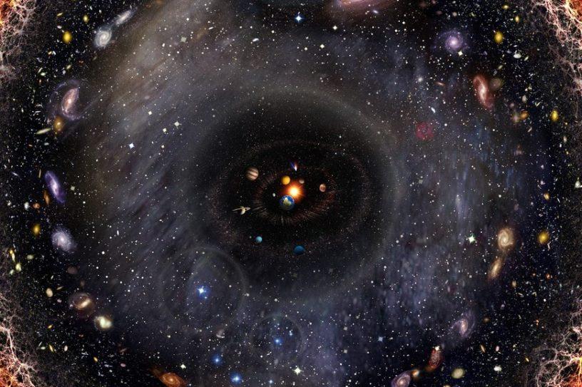 totalité univers observable