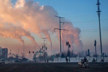usine charbon chine