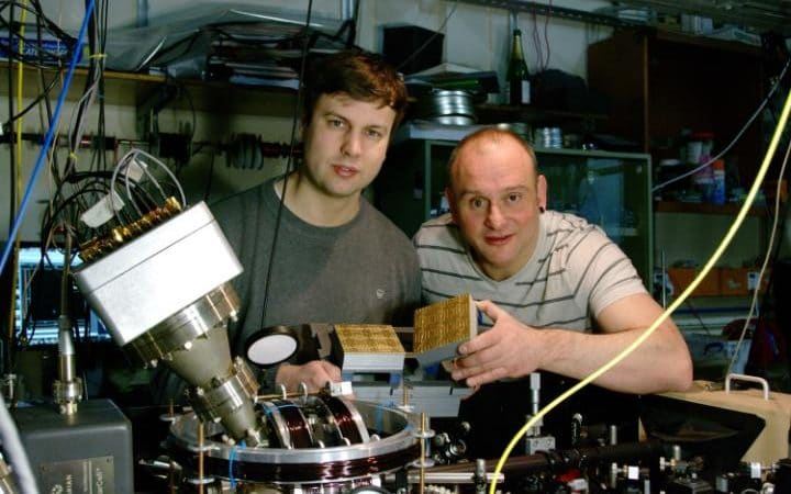 createurs ordinateurs quantique