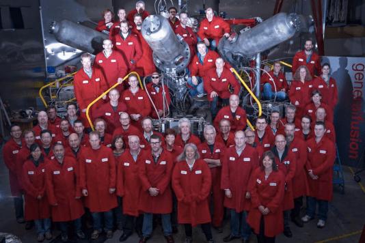 energie renouvelable fusion nucléaire équipe