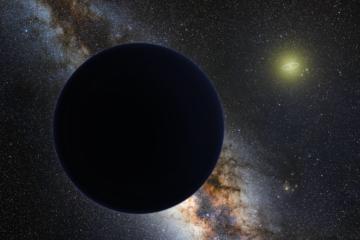 planete neuf neuvieme systeme solaire astronomes nasa
