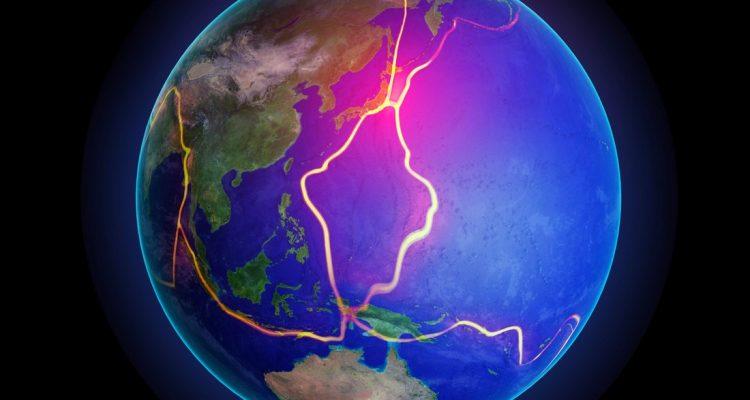 terre plaques tectoniques continents zealandia nouveau continent