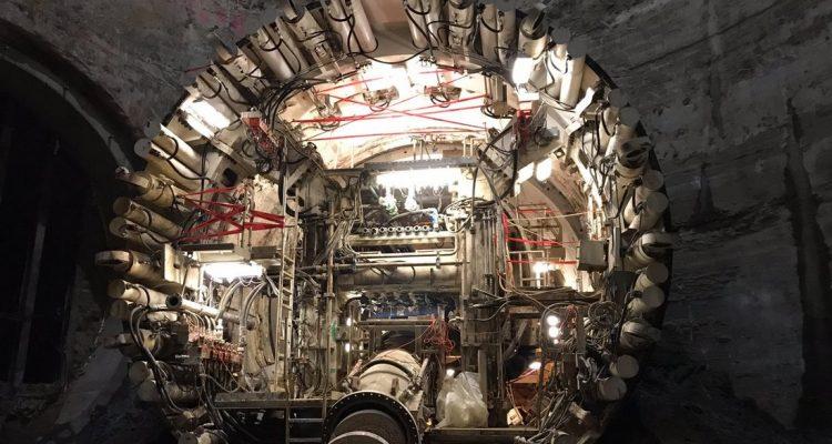 tunnel sous terrain elon musk revolution transports