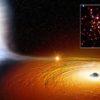 47tucanae etoile orbite proche trou noir amas globulaire