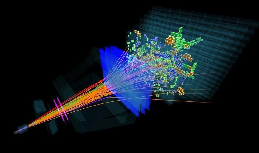 LHC large hadron collider colisionneur hadrons cern particules subatomiques