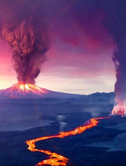 exoplanete volcan planète orbite oxygene ions