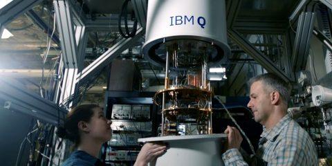 ordinateur quantique ibm q système développement programmation qubits