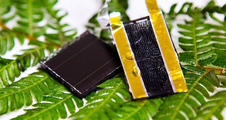 cellule photovoltaique nouvelle technologie stockage energie