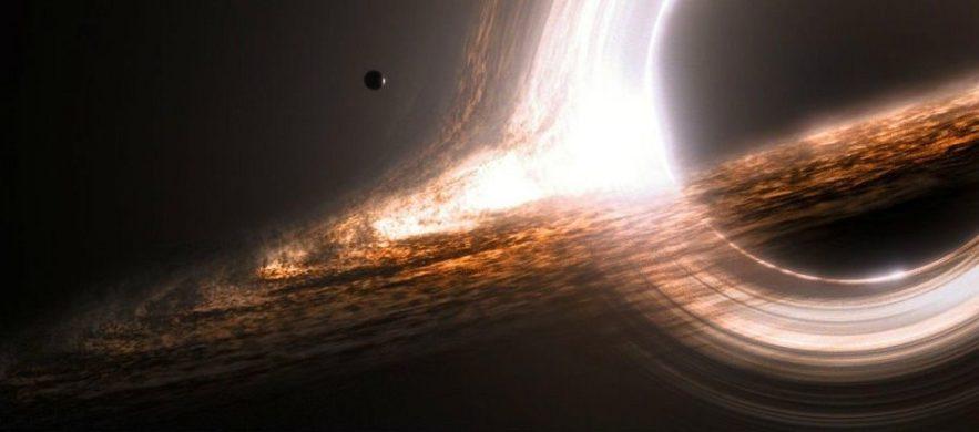 trou noir supermassif espace galaxie