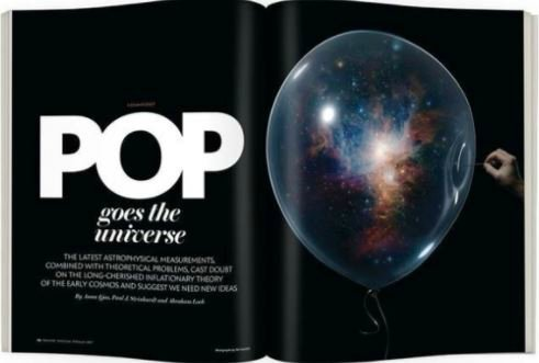 article scientific american univers inflation