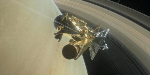 cassini saturne anneaux nasa survol plongée grand finale