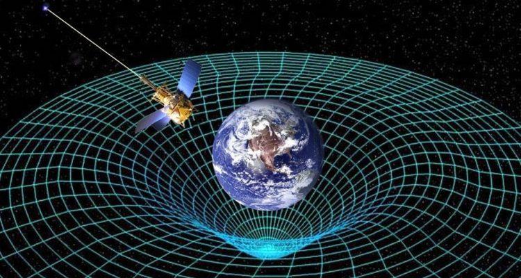 qui a invente la theorie de la relativite