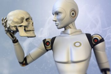 robot intelligence artificielle IA AI google deep ming autoML