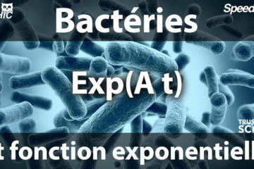 bacteries fonction exponentielle speed bbt