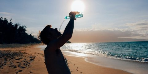 eau potable salee dessalement energie solaire