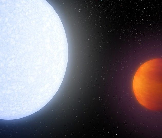 nasa planete chaud temperature extreme etoile orbite nasa 2-min