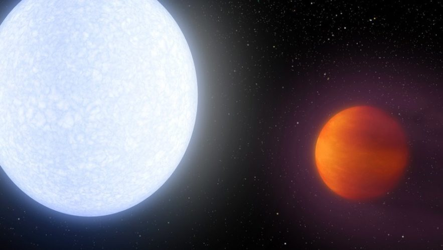 nasa planete chaud temperature extreme etoile orbite nasa 2-min