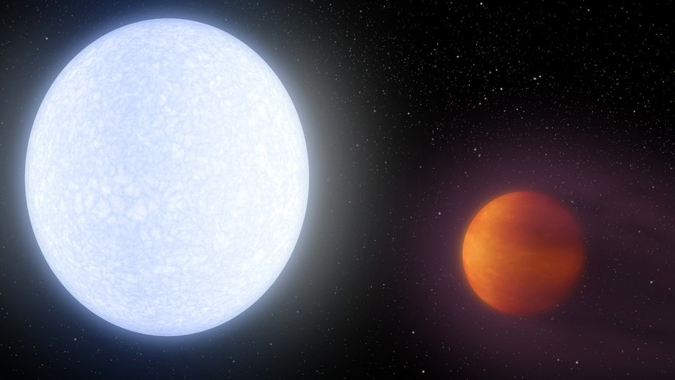 nasa planete chaud temperature extreme etoile orbite nasa-min