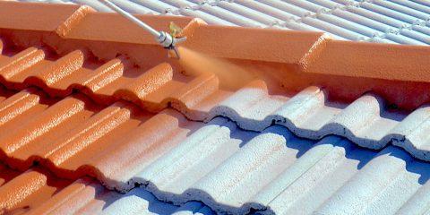 peinture solaire toiture