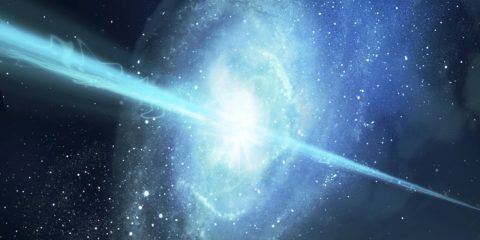 rayons gamma univers espace cosmos