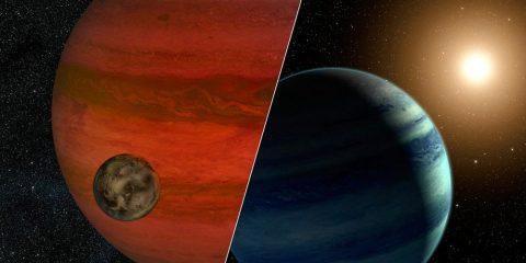 exolune exoplanete systeme solaire découverte nasa