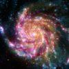galaxie matière étoile poussière gaz voie lactée univers