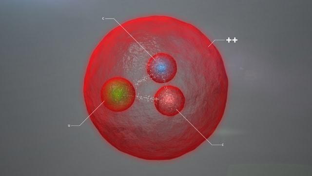 nouvelle particule