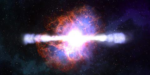 étoile neutron lumière nasa jpl virgo ligo ondes gravitationnelles
