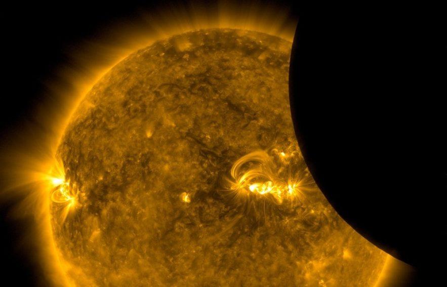 NASA éclipse solaire 2017