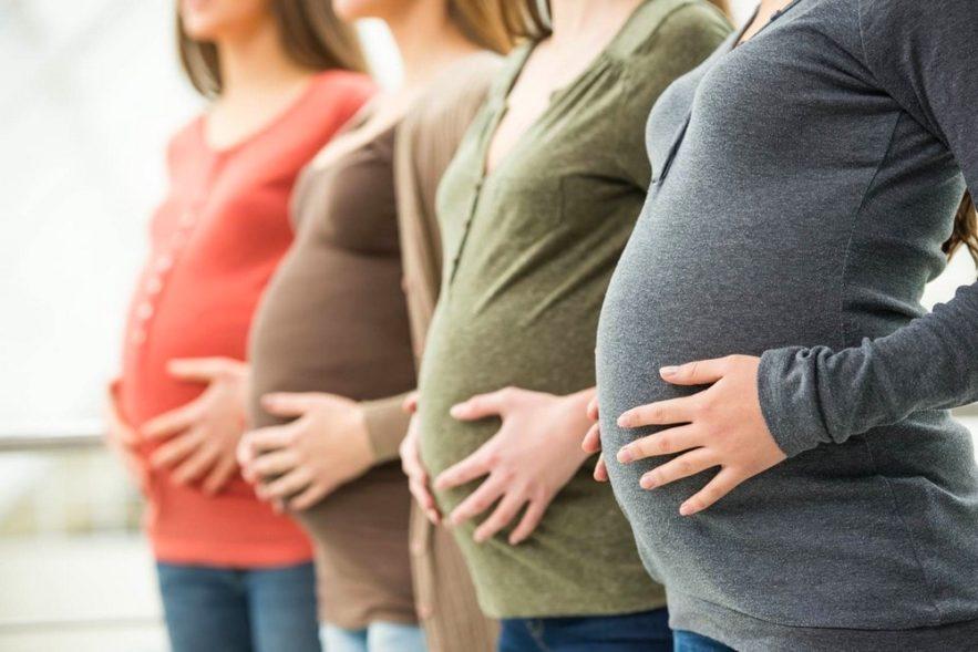 enceinte enfants bébé vitamine b3